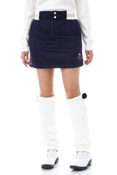 クラウンプリントリバーシブル中綿スカート(WOMENS)