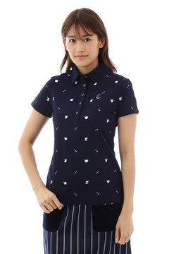 アイスコットン ストレッチシャツ(WOMENS)