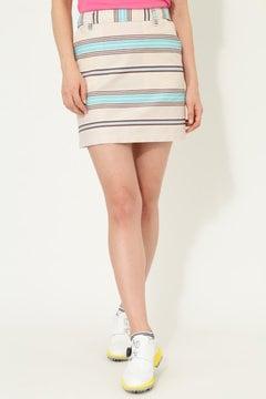 SELECT マルチボーダースカート(WOMENS)