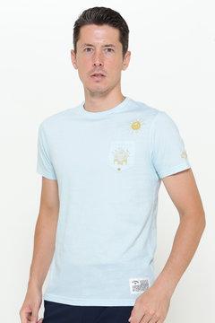【夏季限定販売】キャロウェイ ビーチハウスTシャツ(MENS)