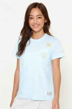 【夏季限定販売】キャロウェイ ビーチハウスTシャツ(WOMENS)