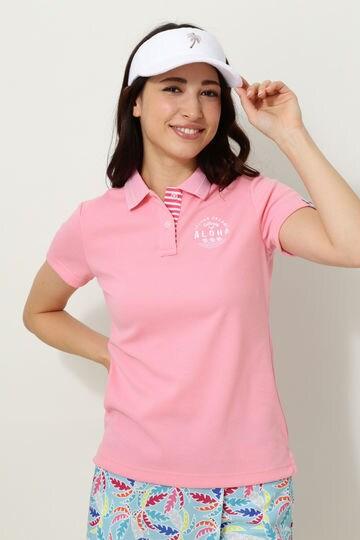 キャロウェイ W鹿の子ポロシャツ(WOMENS)