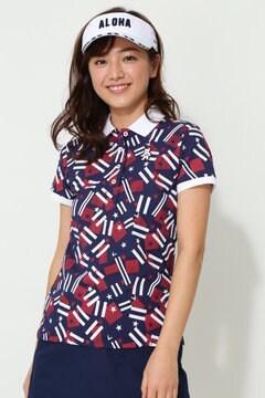18SSBEARアイスコットンカノコ ポロシャツ