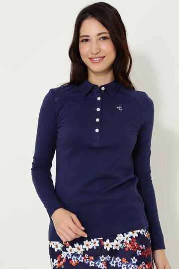 C18L1SELECT スムースLSシャツ