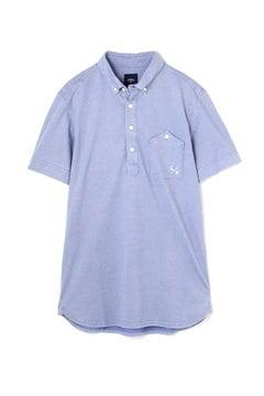 SELECT バーズアイ ボタンダウンシャツ(MENS)