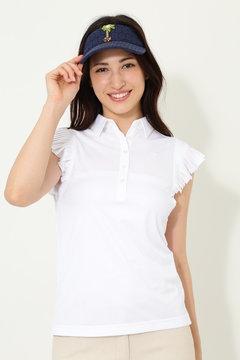 SELECT ヤシの木ジャガードシャツ(WOMENS)