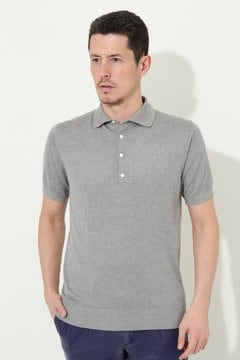 SELECT ニットポロシャツ(MENS)