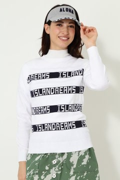 SELECT  ISLAND  DREAMS  ニット(WOMENS)