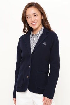 【9月発売予定】SELECT ニットジャケット