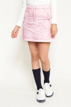 キャロウェイ エトワールプリント柄 中綿スカート (WOMEN'S)