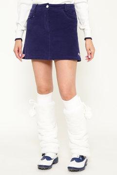 キャロウェイ ストレッチ コーデュロイスカート (WOMENS)