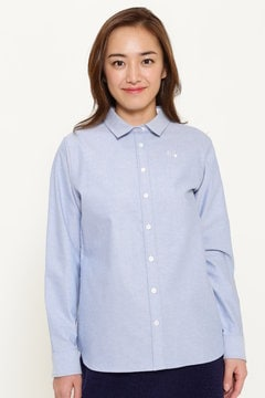 SELECT  布帛カラーシャツ
