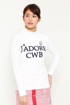 BEAR ベア天竺ハイネックシャツ(WOMENS)