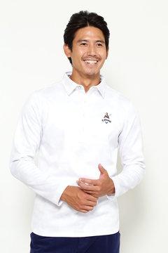 パリマッププリントレギュラーカラーシャツ(MENS)