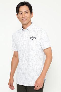 【石川プロ着用】SELECT エッフェル塔柄B.Dシャツ