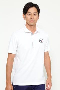 18MFCW パリデジタルロゴ ワイドカラーシャツ (MENS)