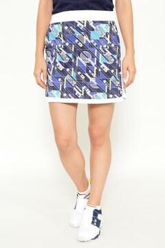 テニスプリント スカート (WOMENS)