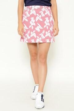 フラワーストライププリント  スカート(WOMENS)