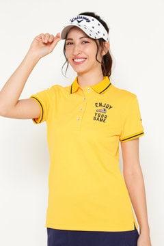 19L2CW ダブルカノコポロシャツ