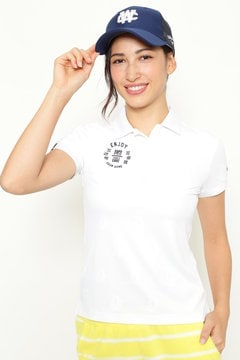 ヨット柄 ポロシャツ(WOMENS)