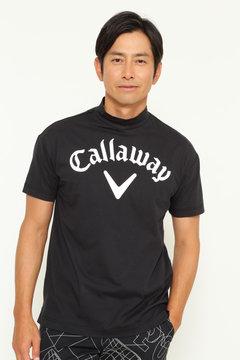 キャロウェイロゴ ハイネックシャツ (MENS)