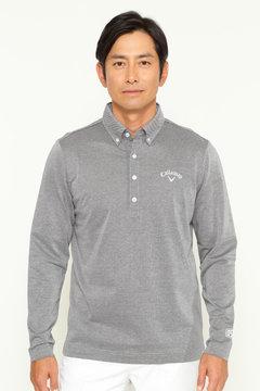 鹿の子ボタンダウン カラーシャツ (MENS)