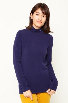 タートルネックシャツ (WOMENS)