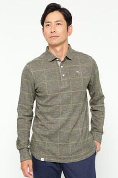 微起毛カラーシャツ (MENS)