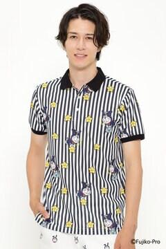 【ドラえもん】ドライマスター カノコ 半袖 ポロシャツ <ねがい星>