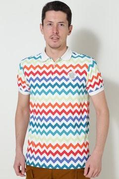 ドライカノコ 半袖ポロシャツ