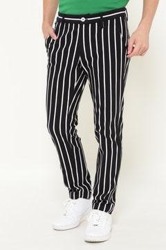 KNITDIGO (先染めうら毛) パンツ