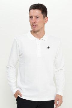 【JackBunny!!SALE品2点以上20%OFF】オニカノコ 長袖 ポロシャツ