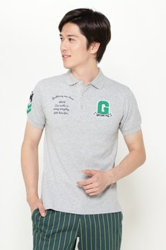 カノコ 半袖 ポロシャツ