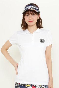 PE カノコ 半袖 ポロシャツ