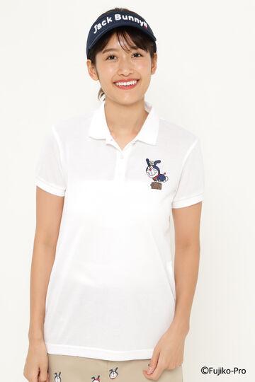 【ドラえもん】ドライマスター カノコ 半袖 ポロシャツ