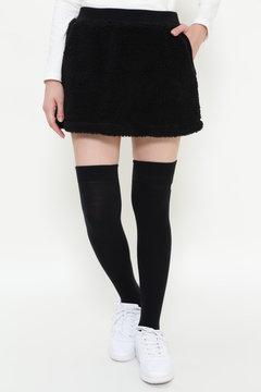 【JackBunny!!SALE品2点以上20%OFF】ボア ミニスカート