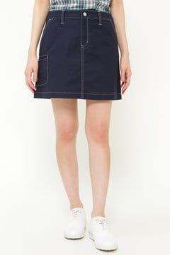 ドビーストレッチ スカート