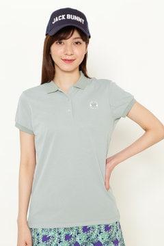 カチオンカノコ 半袖ポロシャツ