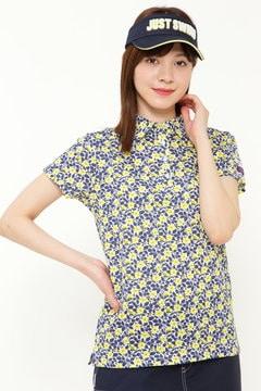 Liberty カノコ 半袖ポロシャツ