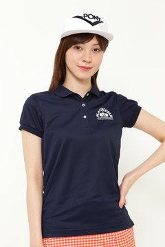 ミニキャビア 半袖ポロシャツ