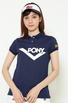 トランスドライ 半袖 ポロシャツ <PONY with Jack Bunny!!>