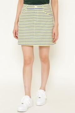 プリントツイル スカート