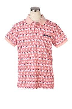 【Jack Bunny!!SALE品2点以上20%OFF】ドライカノコ 半袖ポロシャツ