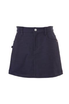【JackBunny!!SALE品2点以上20%OFF】綿モダールストレッチ ミニスカート