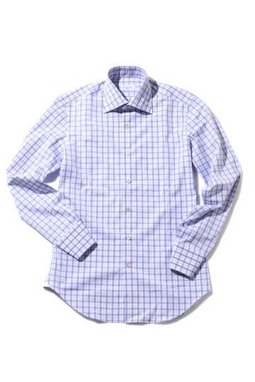 MARIASANTANGELO コットンチェックシャツ2