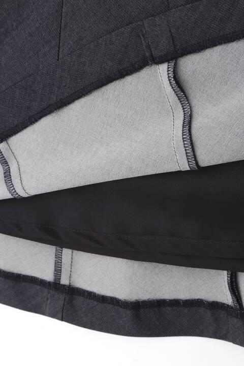 ソフトコールドラチネフレアースカート
