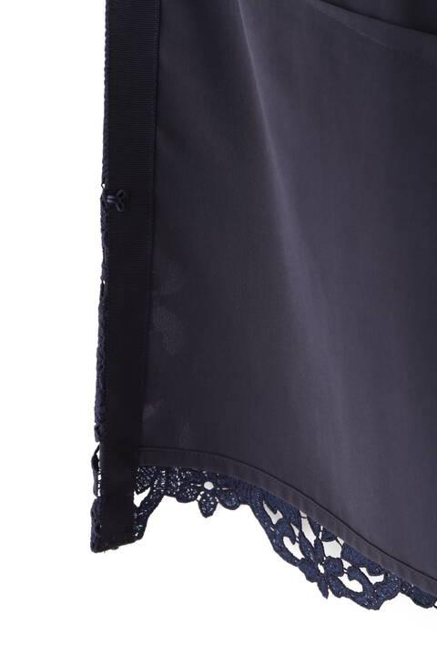 キカフラワーレースジャケット
