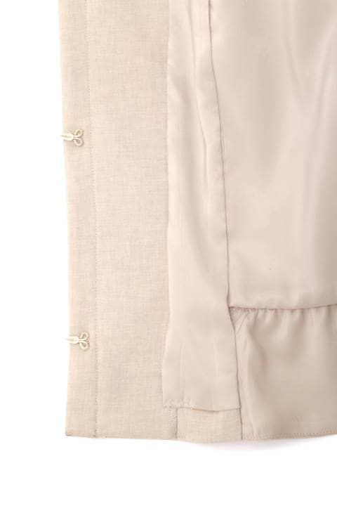 ツイルペプラムジャケット