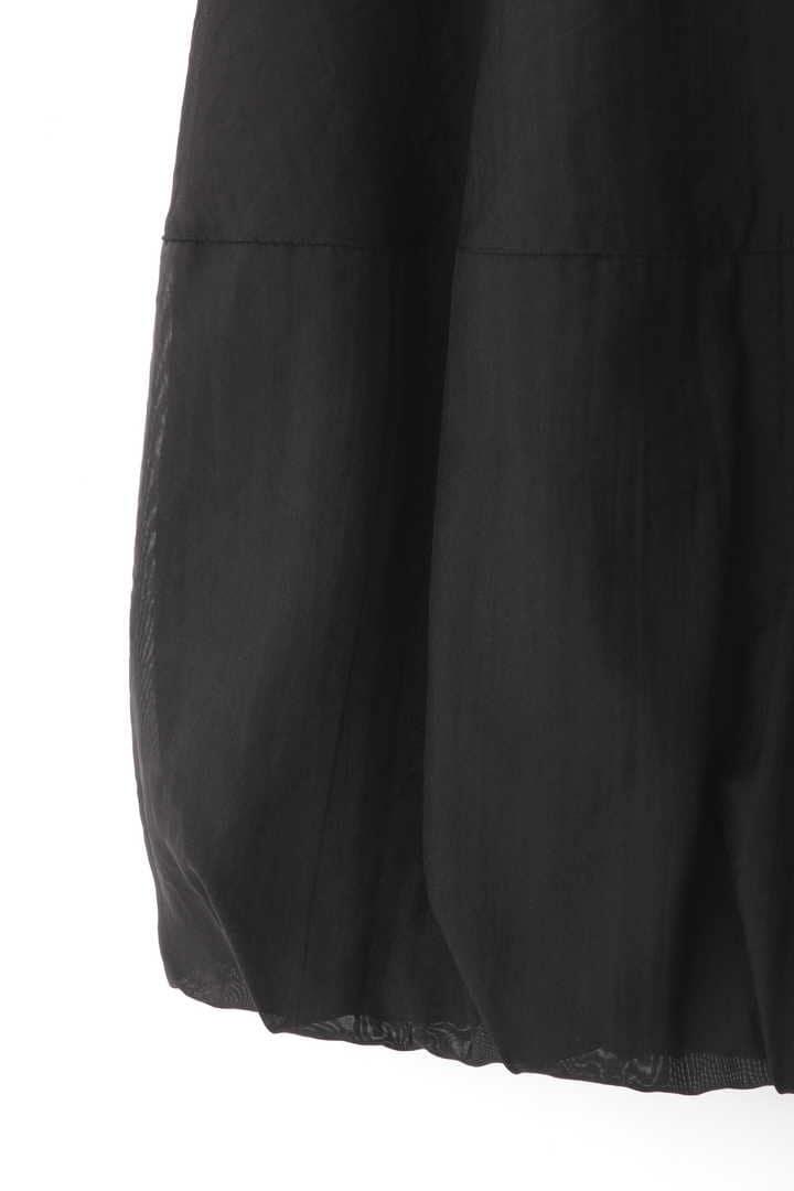 シアーレイヤードバルーンスカート