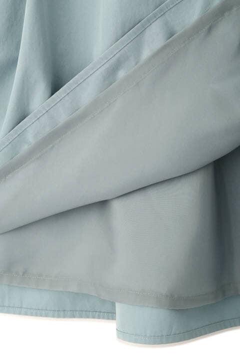 ライトナイロンラップスカート